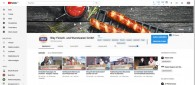 Youtube-Kanal oder Facebook Videos